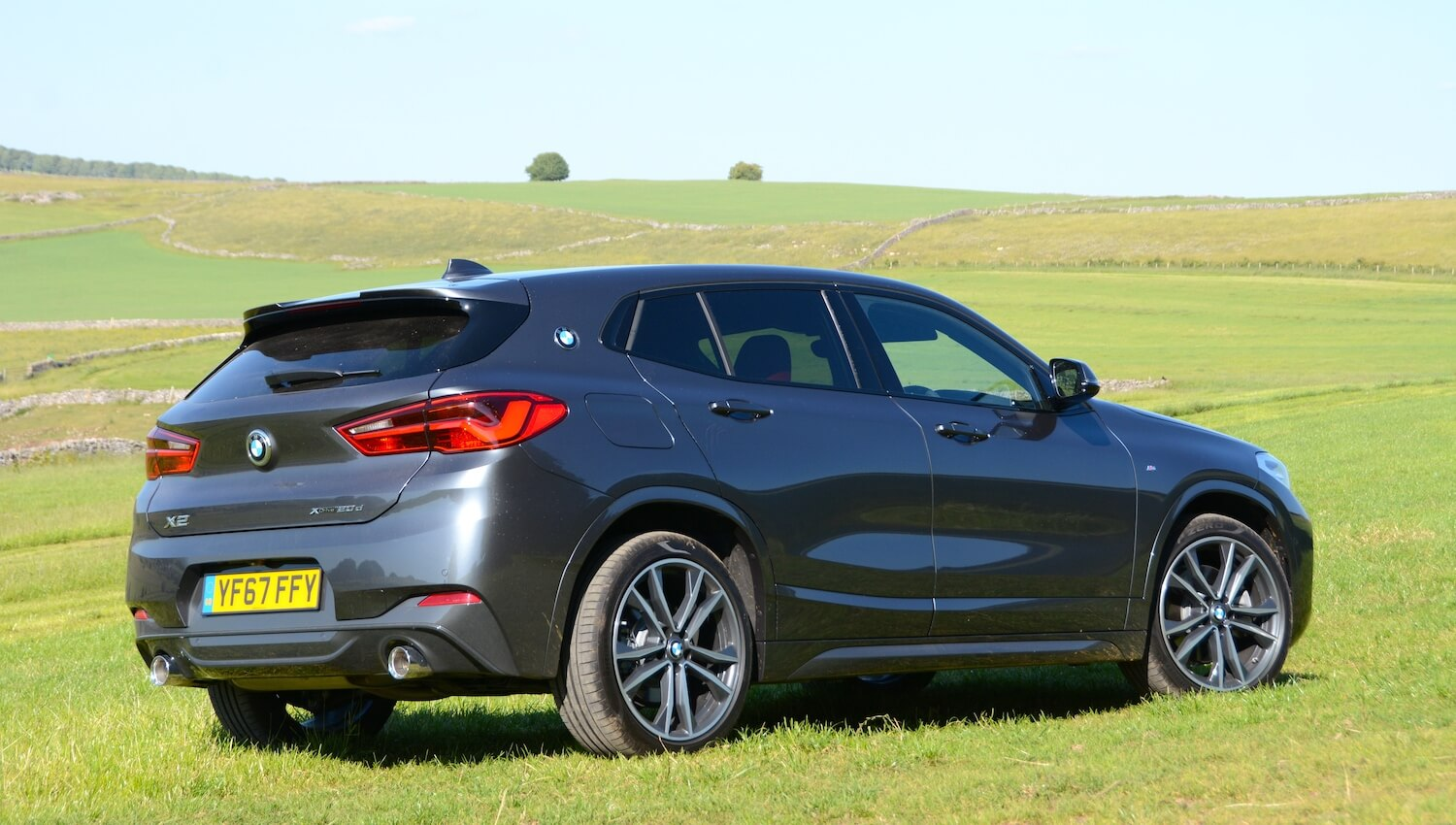Bmw X2 Xdrive20d M Sport Review Greencarguide Co Uk