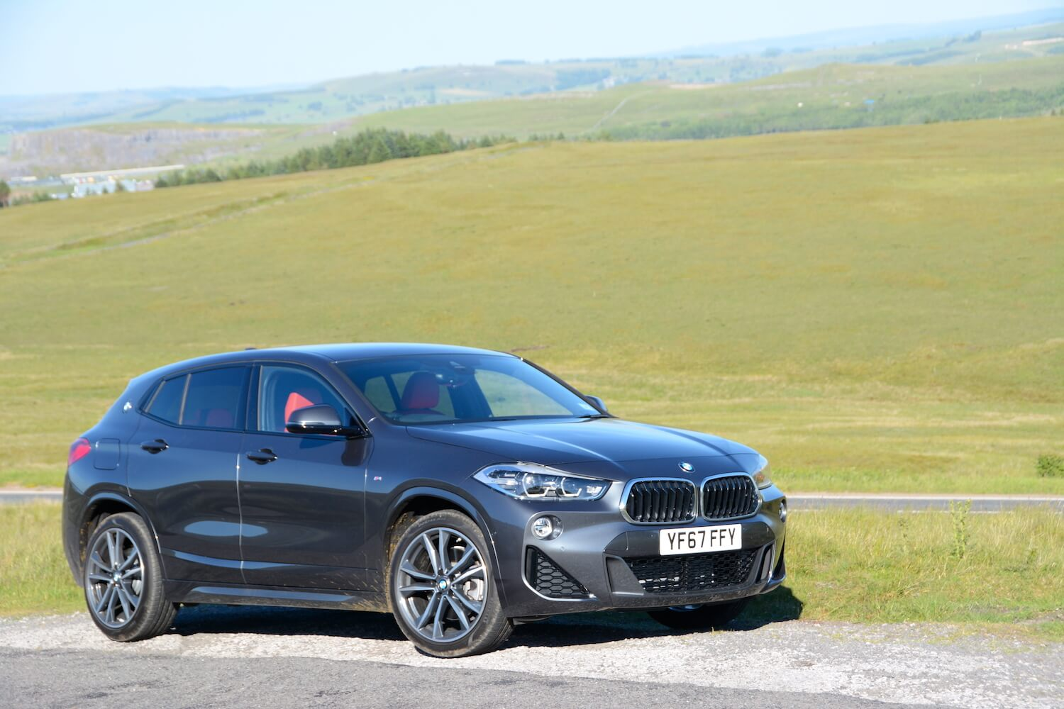Bmw Xdrive System Review >> BMW X2 xDrive20d M Sport Review - GreenCarGuide.co.uk