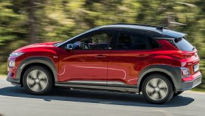 Hyundai KONA Electric prices to start from £29,495