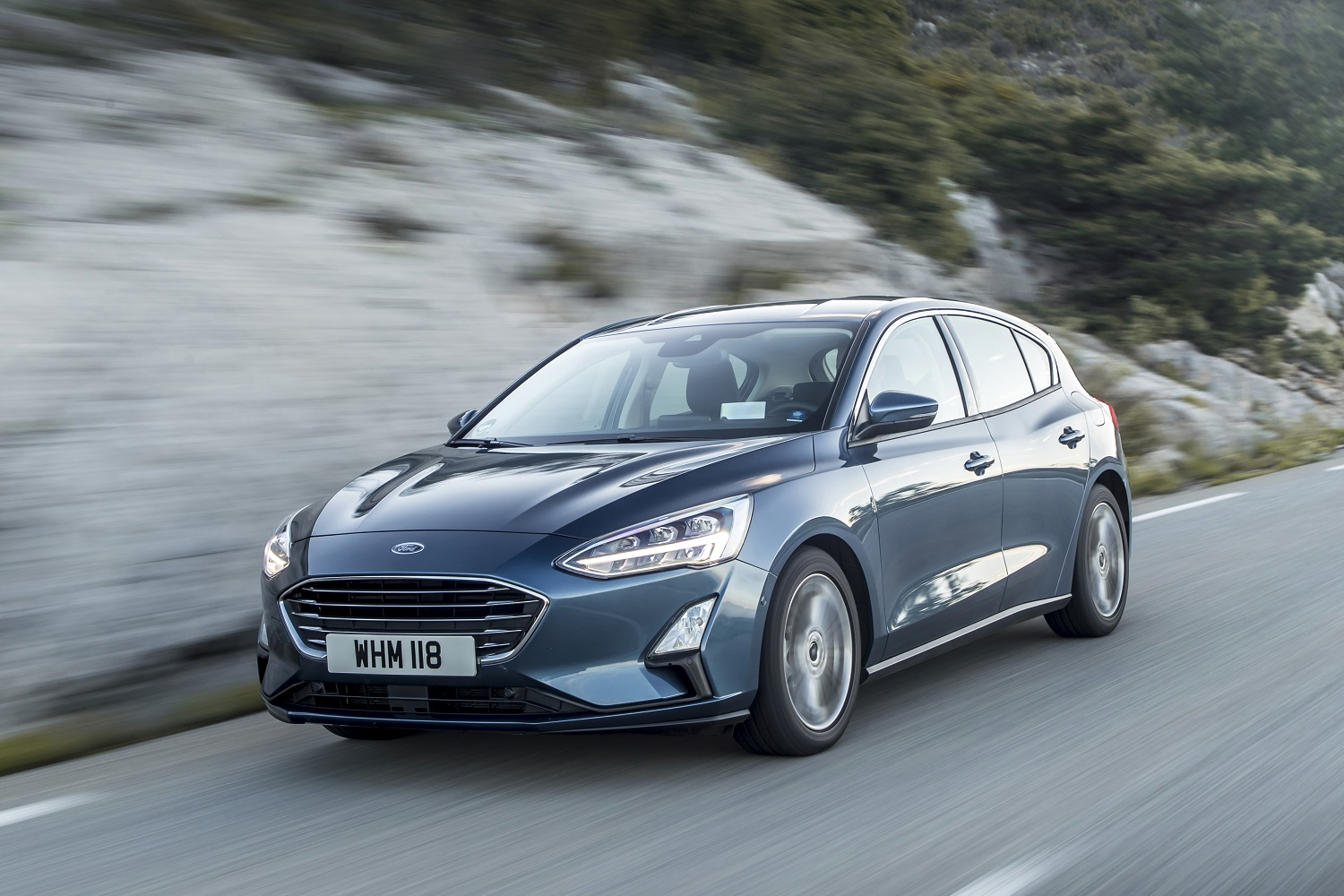 Ford Focus Style 1.5L EcoBlue 95PS