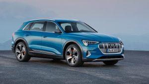 Audi e-tron launched