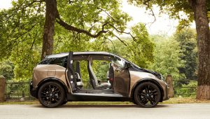 New BMW i3 120AH with 192 mile WLTP range