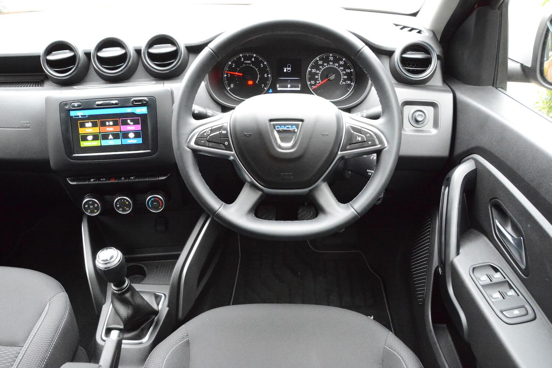 Dacia Duster SCe 115 4x2