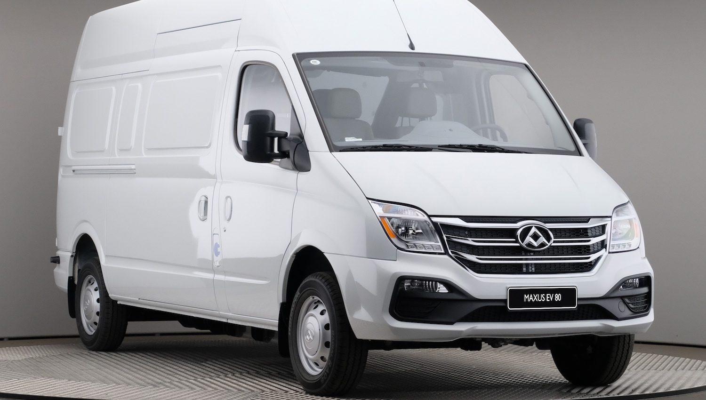 Maxus EV80 Electric Van