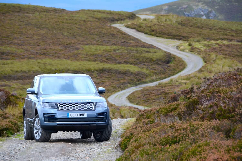 Range Rover Si4 P400e PHEV