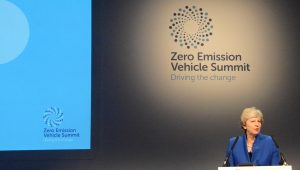 Zero Emission Vehicle Summit and Brexit