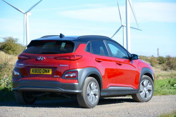 Hyundai KONA Electric 39 kWh SE