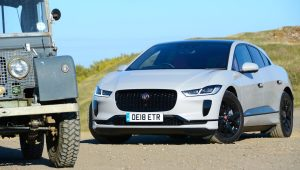 Jaguar I-PACE 400PS Electric HSE Review