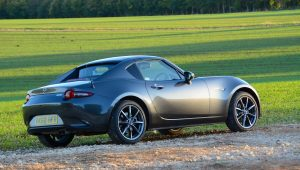 Mazda MX-5 RF 184ps Sport Nav+ Review