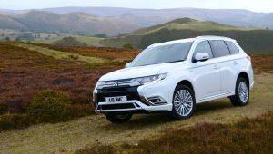 Mitsubishi Outlander PHEV 4WD 2019 Review