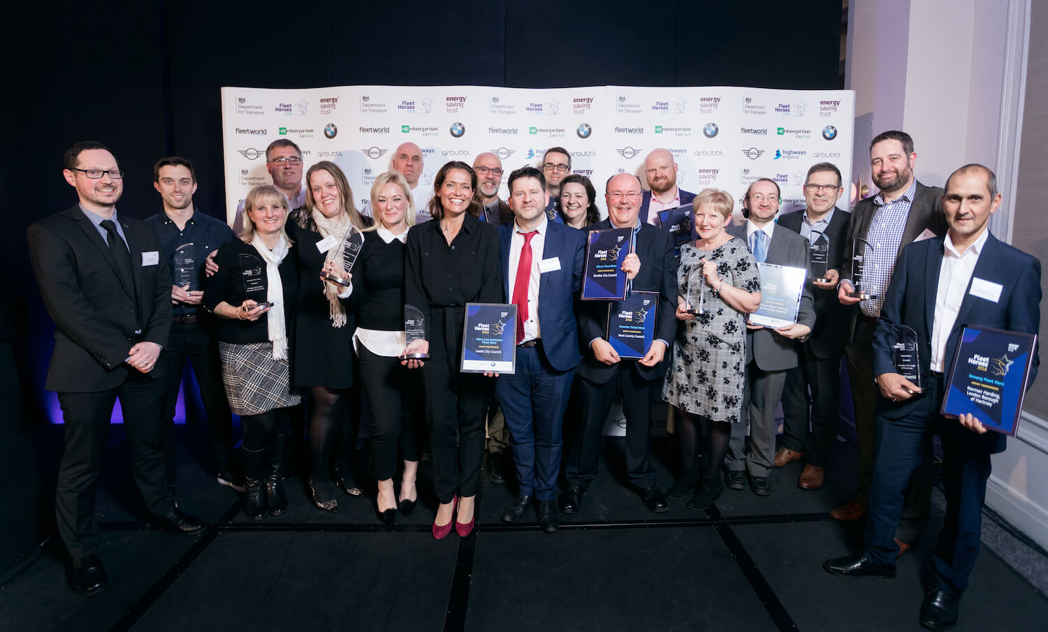 All EST Fleet Heroes Winners and Highly Commended