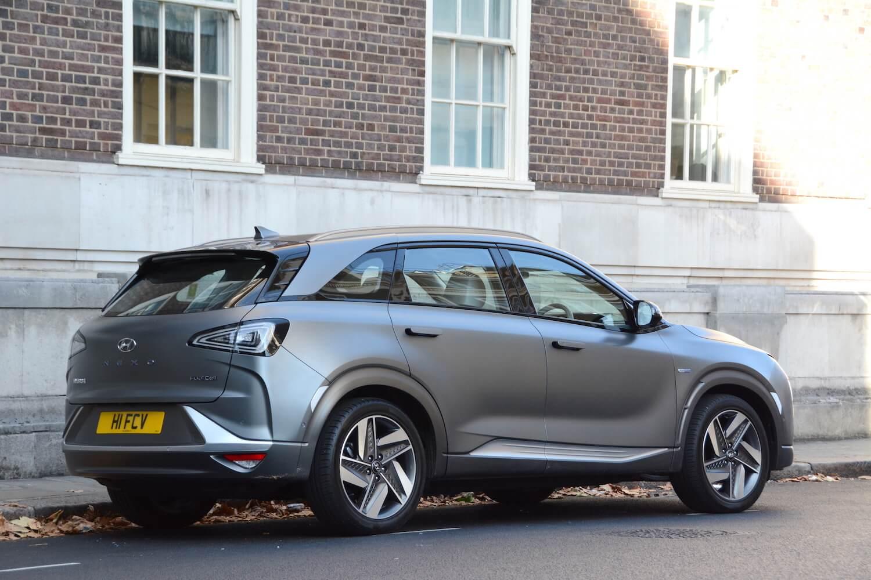 Hyundai Nexo Review Greencarguide Co Uk