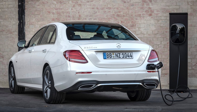 Mercedes-Benz E-Class Diesel Plug-In Hybrid
