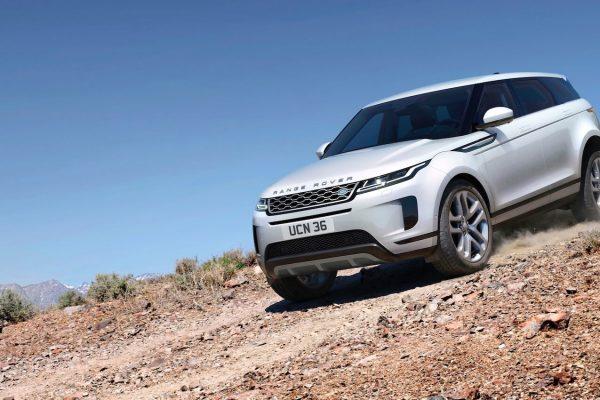 New Range Rover Evoque 2019