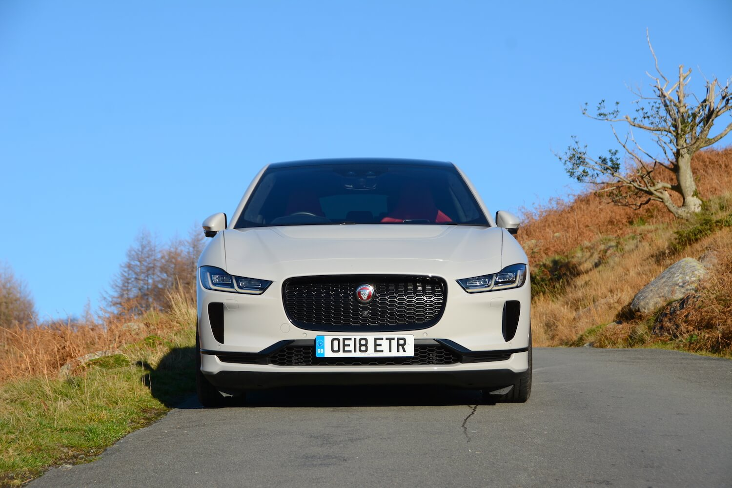 Jaguar I-PACE 400PS Electric HSE