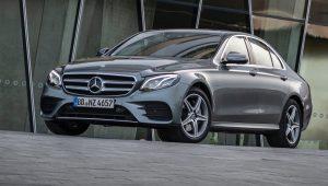 Mercedes-Benz E-Class Petrol Plug-In-Hybrid