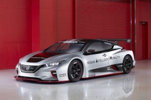 New Nissan LEAF NISMO RC Electric Race Car