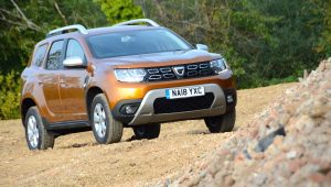 Dacia Duster SCe 115 4×2 Review