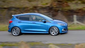 Ford Fiesta ST-2 5-Door Review
