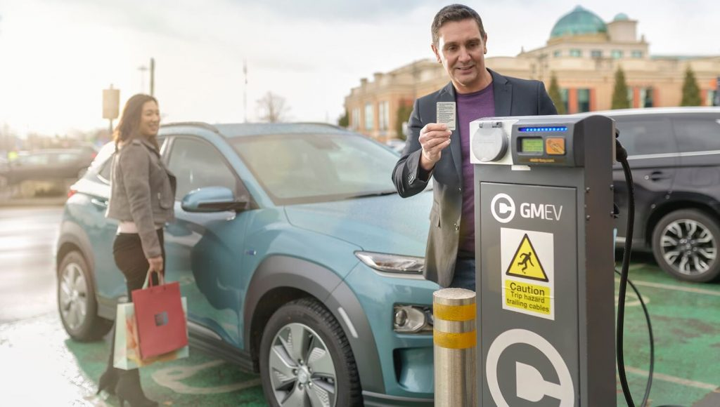 Greater Manchester Go Electric! Ride & Drive Launch Event
