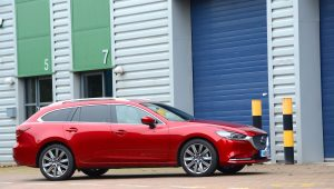 Mazda6 Tourer 184ps GT Sport Nav+ Review