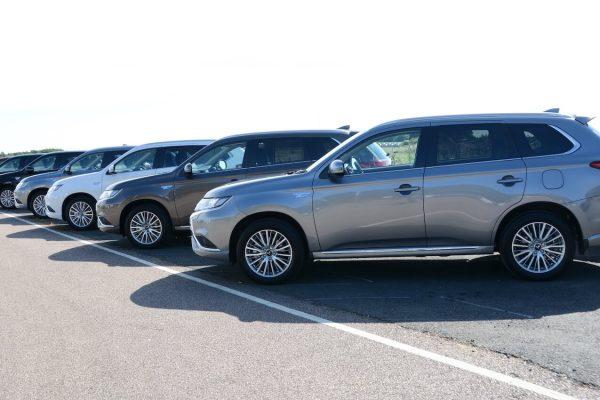 Mitsubishi Outlander PHEVs 2019