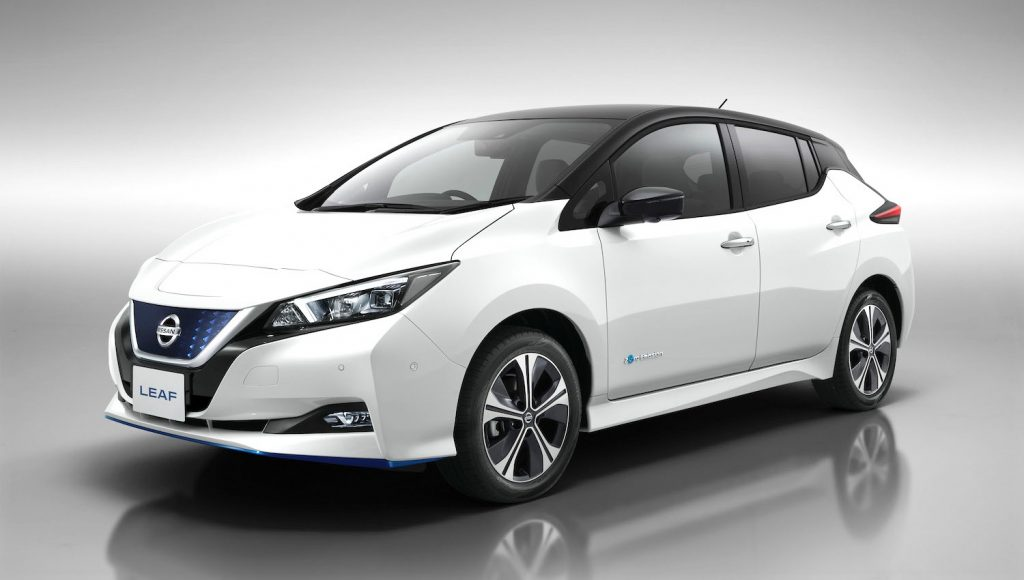 Nissan LEAF 3.ZERO e+ Limited Edition has 239 mile range