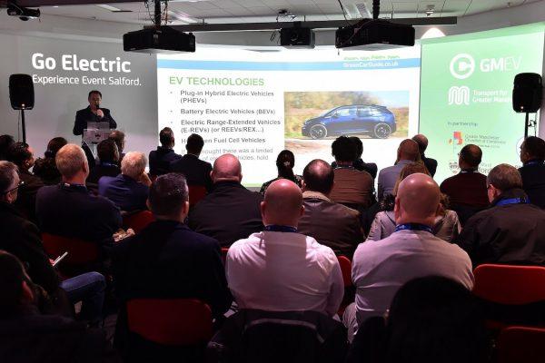 Paul Clarke Green Car Guide TfGM Go Electric