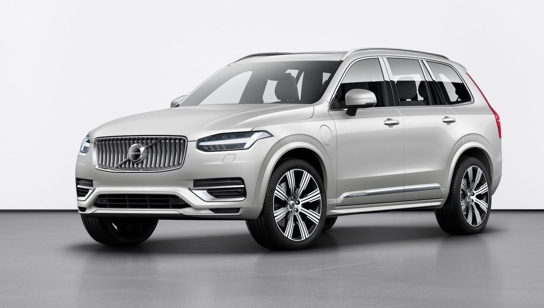 New Volvo XC90 2020