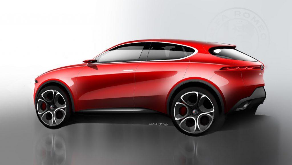Alfa Romeo Tonale plug-in hybrid