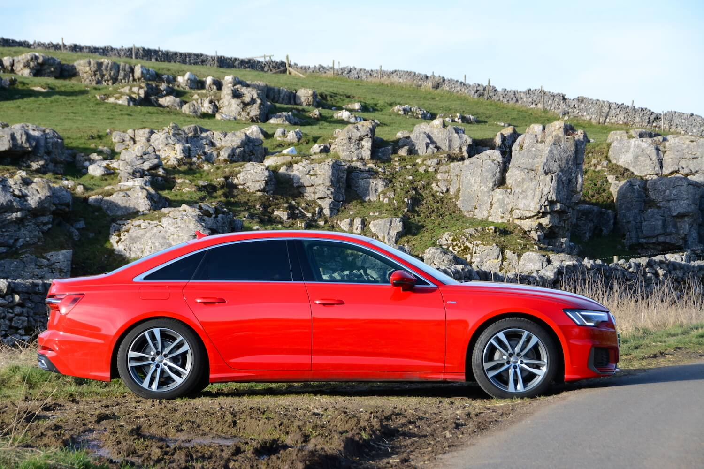 Audi A6 40 TDI Saloon