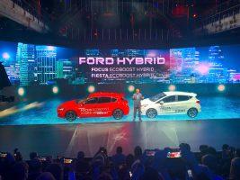 Ford Focus & Fiesta Hybrids