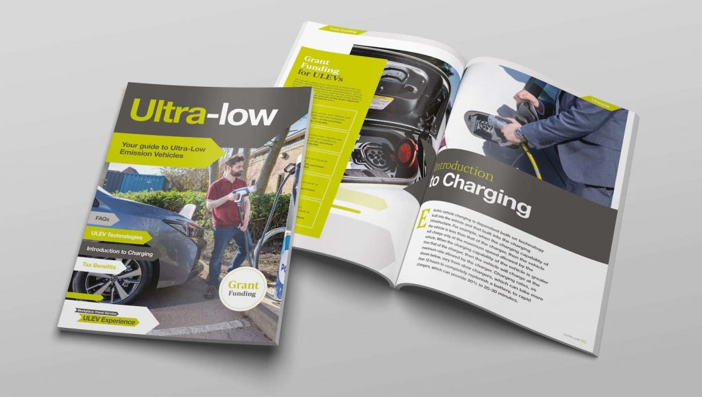 Nottingham ULEV Experience launches Guide to Electric Vehicles