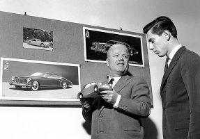 800px-Battista_'Pinin'_Farina_and_his_son_Sergio,_ca._1950
