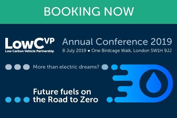 LowCVP 2019 Annual Conference