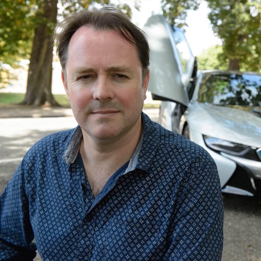Paul Clarke Green Car Guide