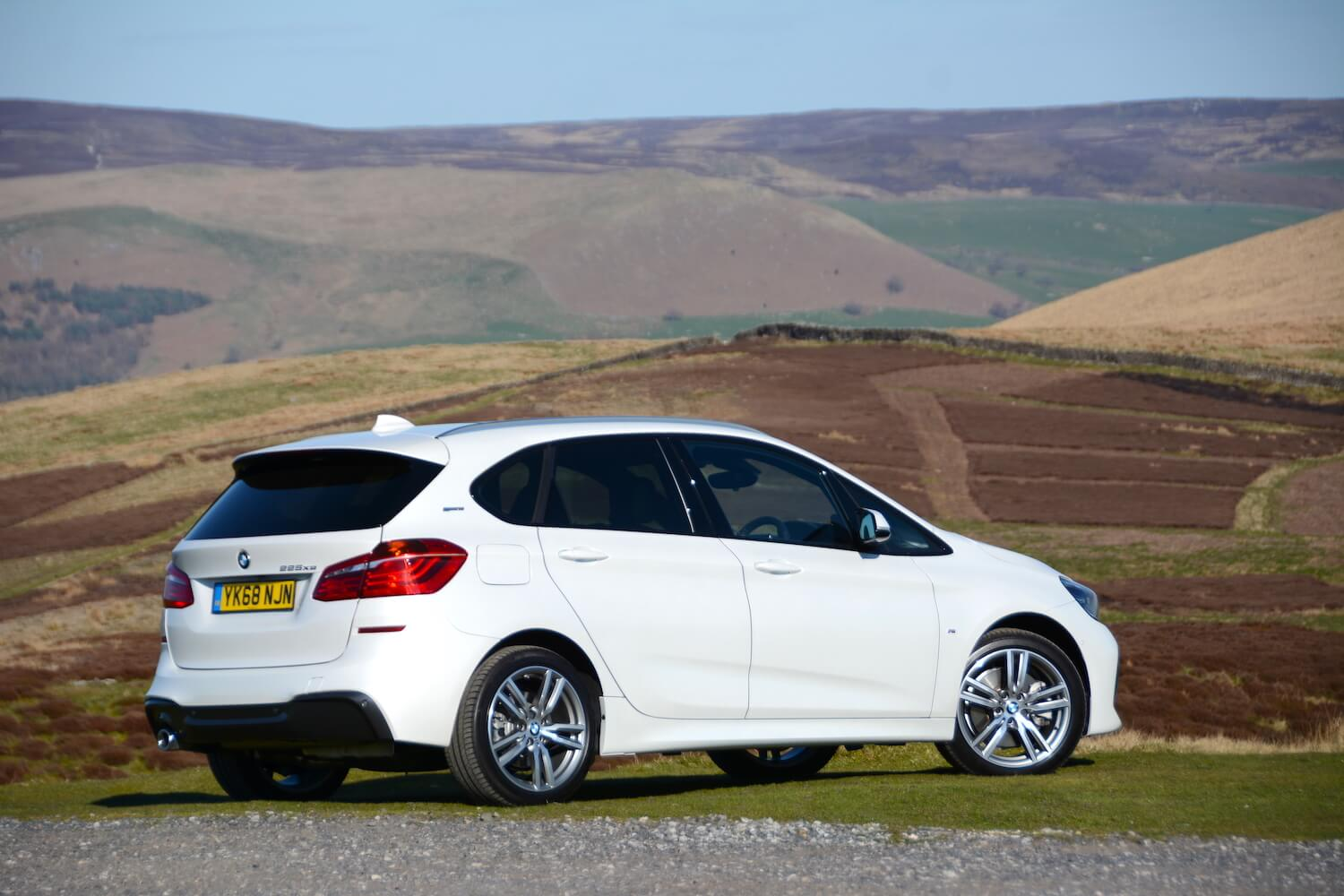 BMW 225xe Active Tourer