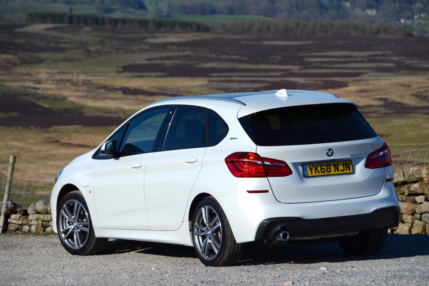 Bmw 225xe M Sport Active Tourer Review Greencarguide Co Uk
