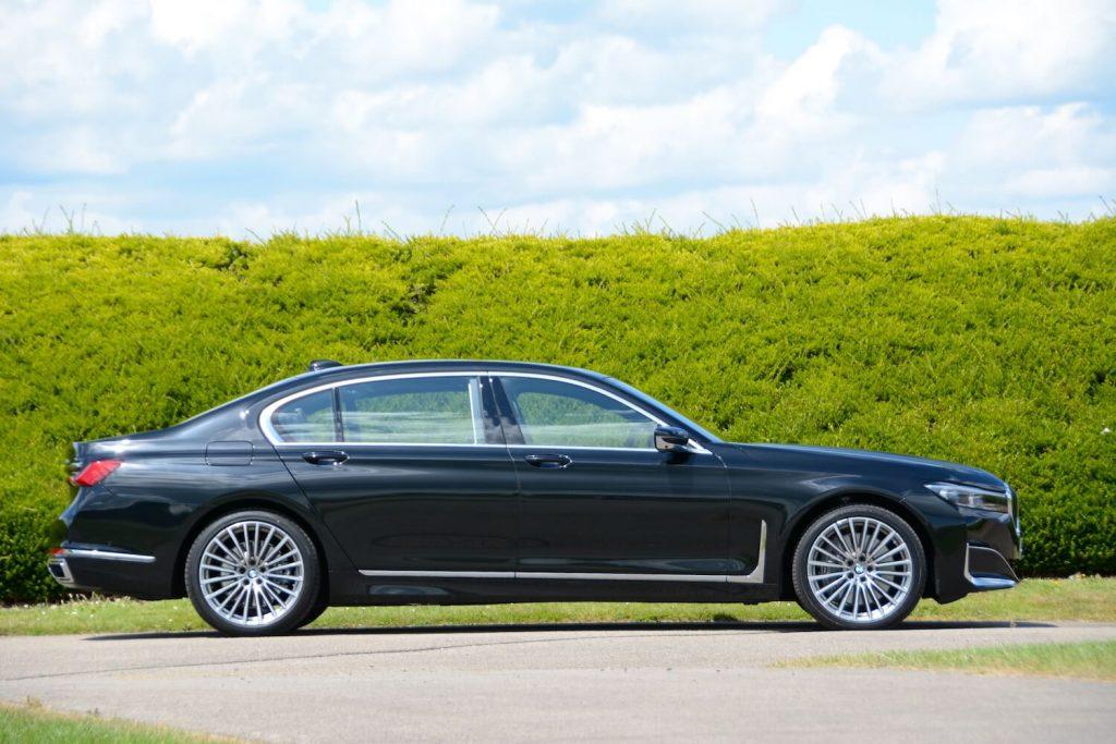 BMW 745 Le xDrive