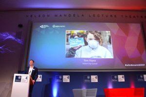 Oxford EV Summit 2019 Tom Hayes