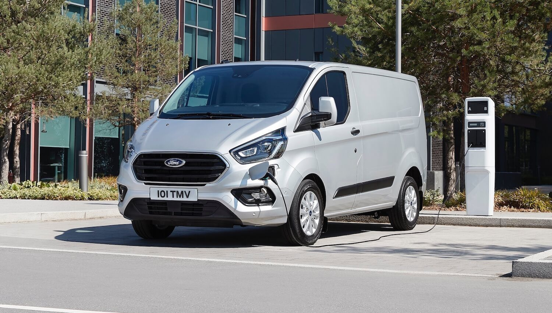 Ford Transit & Tourneo Custom Plug-In Hybrids