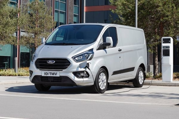 Ford Transit & Tourneo Custom Plug-In Hybrids