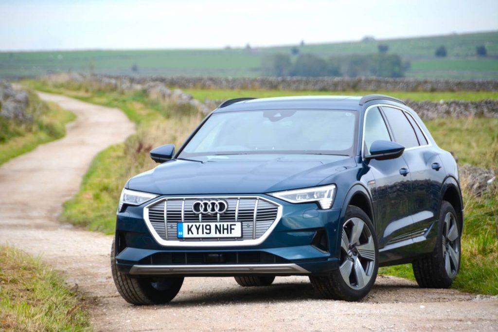 Audi e-tron 55 quattro