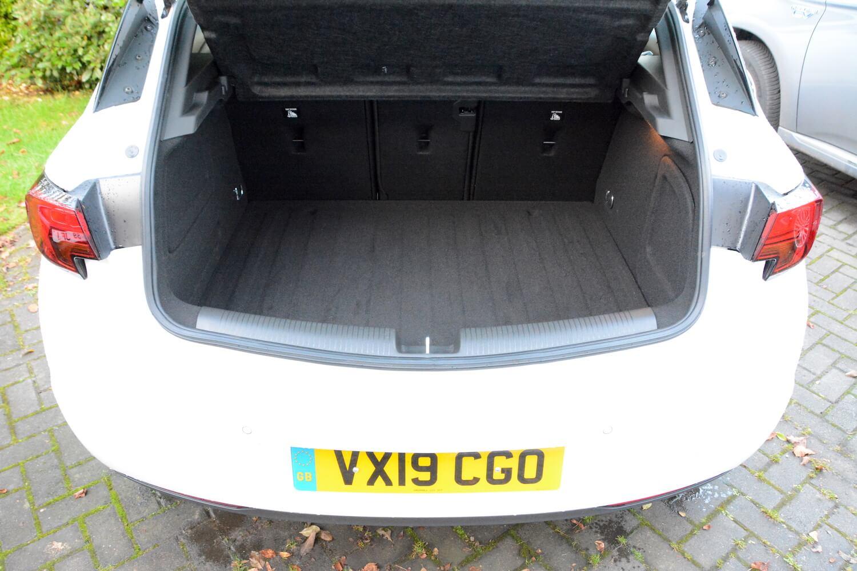 Vauxhall Astra 1.5 Turbo D Auto