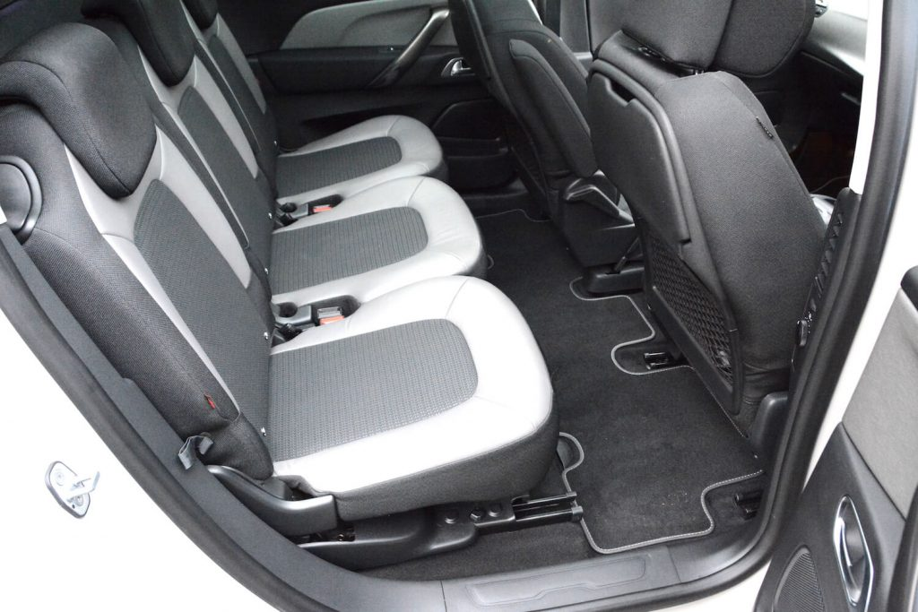 Citroën Grand C4 Space Tourer