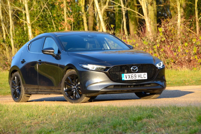 Mazda3 2.0 180PS AWD