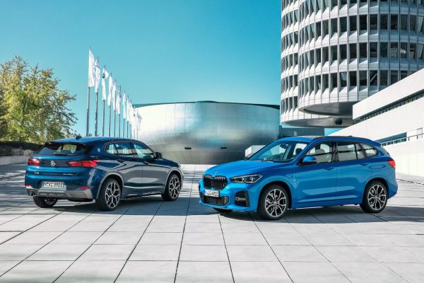 BMW X1 XDRIVE25e & BMW X2 XDRIVE25e
