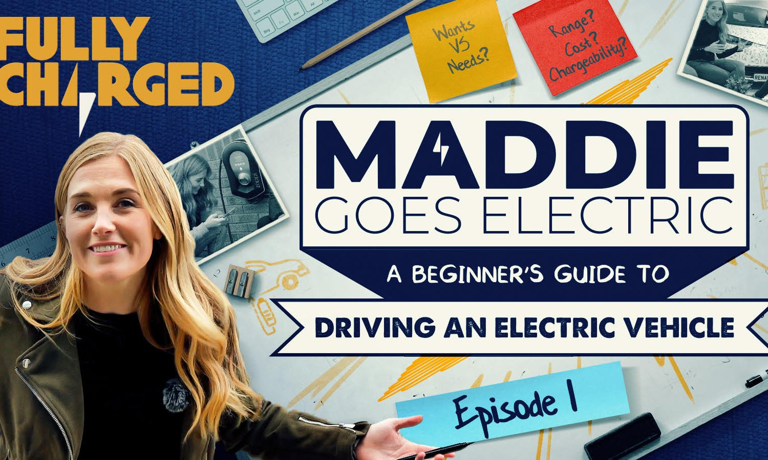 Maddie Goes Electric