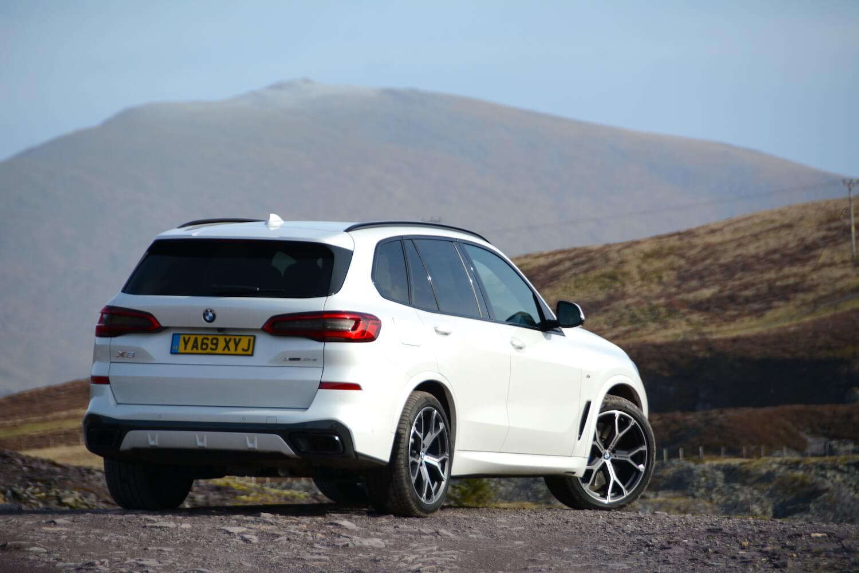 BMW X5 xDrive 45e PHEV