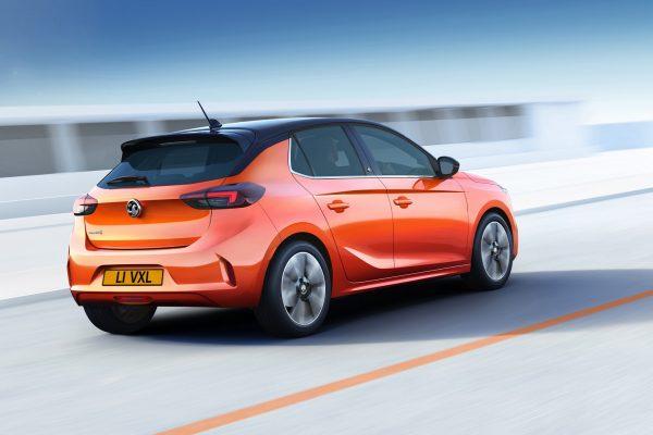 Vauxhall Corsa-e SE Nav